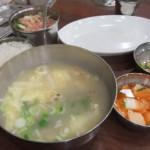 プゴッチプ干鱈のスープ☆ソウルでひとりごはん