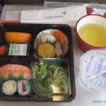 アシアナ航空機内食2012年6月関西国際空港→仁川国際航空