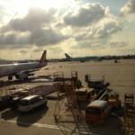 アシアナ航空 金浦国際空港→関西国際空港 機内食20130718