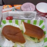 アシアナ航空 仁川国際空港→関西国際空港 機内食20120903