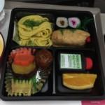 アシアナ航空 関西国際空港→仁川国際空港 機内食20141202