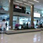 アシアナ航空 関西国際空港→仁川国際空港 機内食20110329