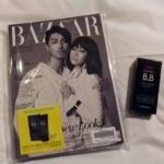 韓国雑誌「BAZAAR」2011年9月号の付録