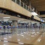 金浦空港で有名人に遭遇!