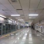 韓国ソウル地下鉄の改札口