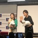 藤原倫己さんとhimeさんのトーク&サイン会に行ってきました!