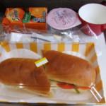 アシアナ航空機内食2012年6月仁川国際空港→関西国際空港