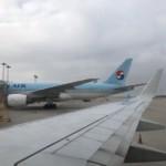 1月末の韓国旅行は仁川空港第2ターミナルを利用